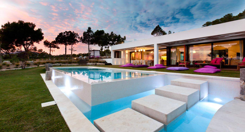 Ibiza house renting fabulous ibiza villa esther rentals - Ibiza house renting ...